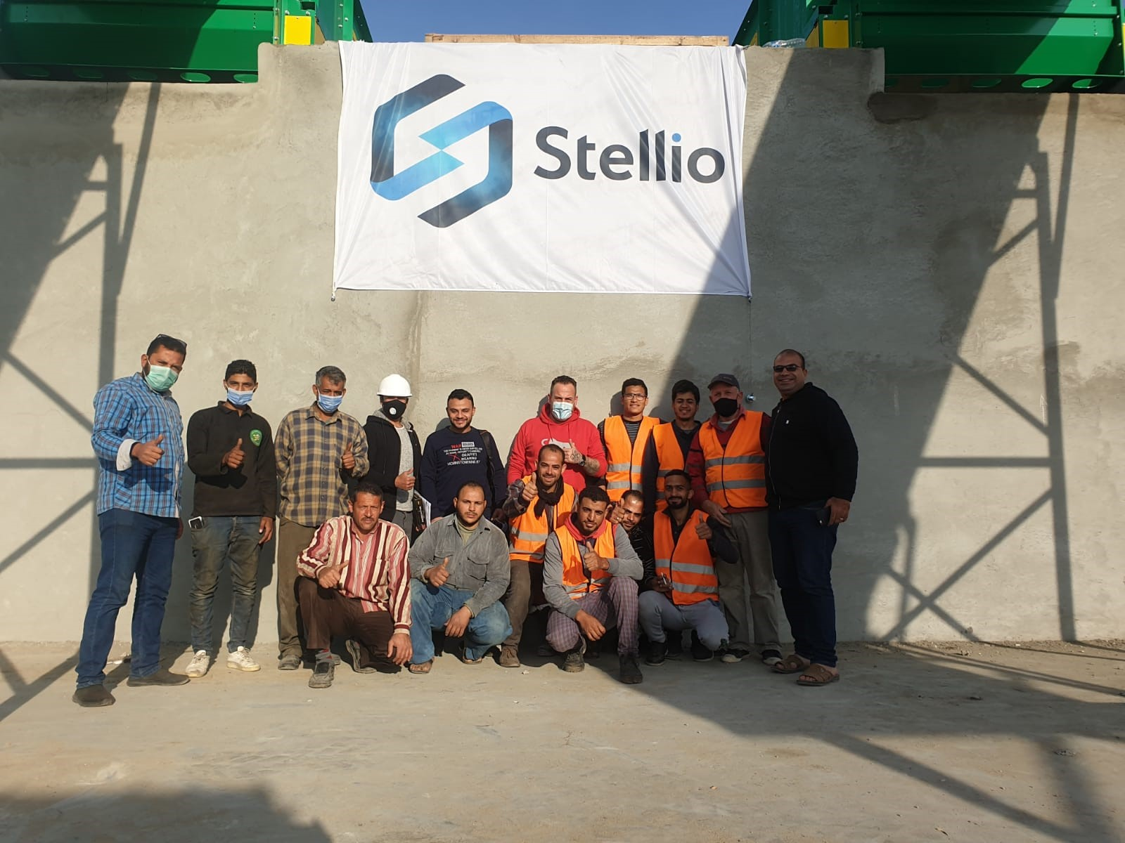 Stellio Team Egypt