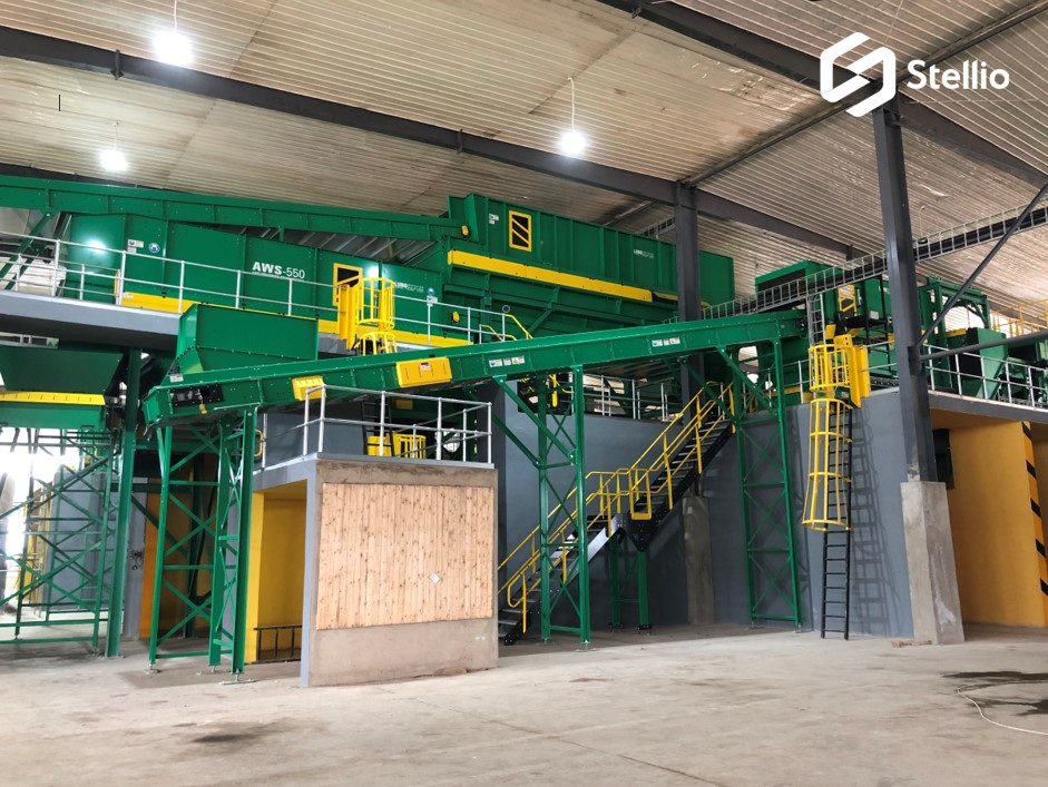 Stellio Projects - Zoomlion - Lubo Systems